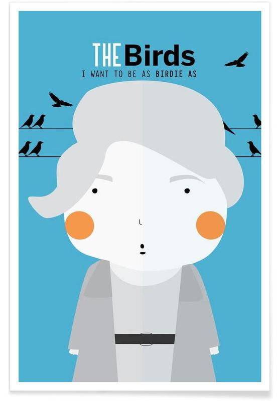 Little The Birds -Poster