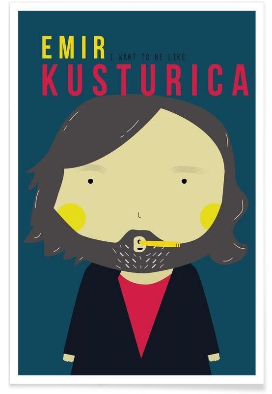 Films, Little Kusturica affiche