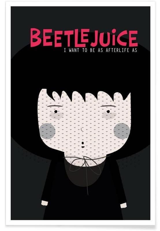 Films, Little Beetlejuice affiche