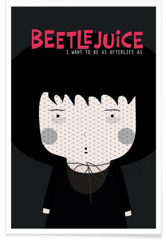 Little Beetlejuice -Poster