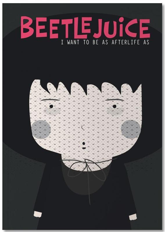 Films, Little Beetlejuice Notebook