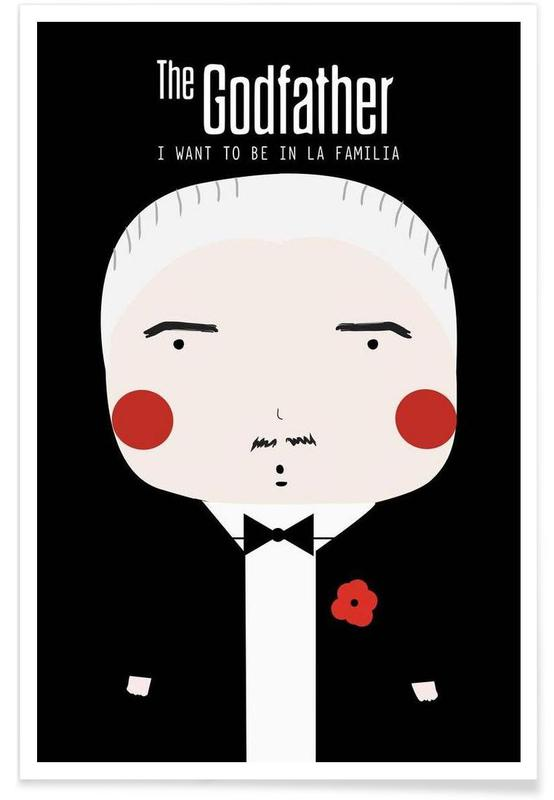 Films, Little Godfather affiche