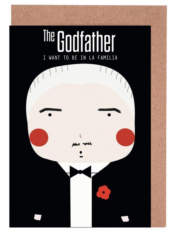 Films, Little Godfather cartes de vœux