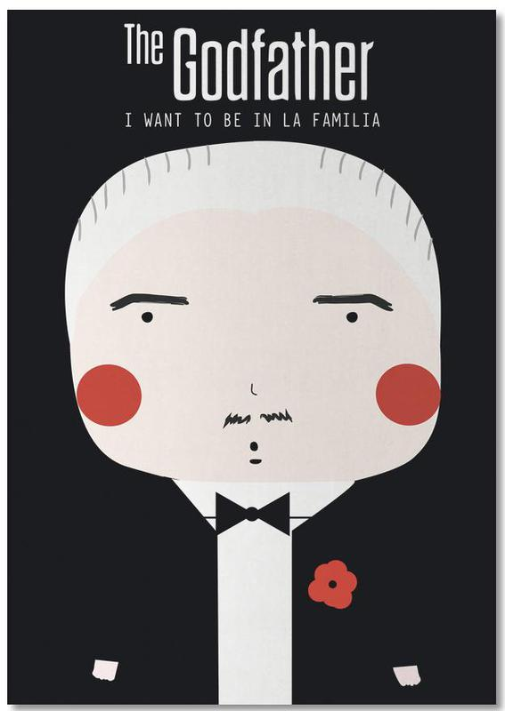 Films, Little Godfather bloc-notes