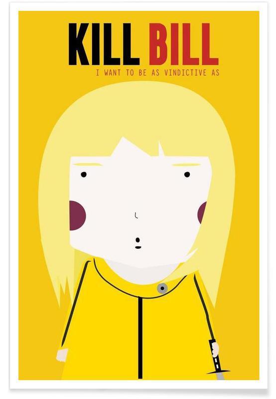Little Kill Bill Poster