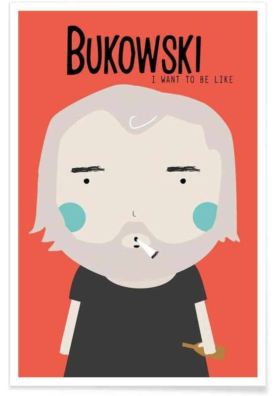 Little Bukowski poster