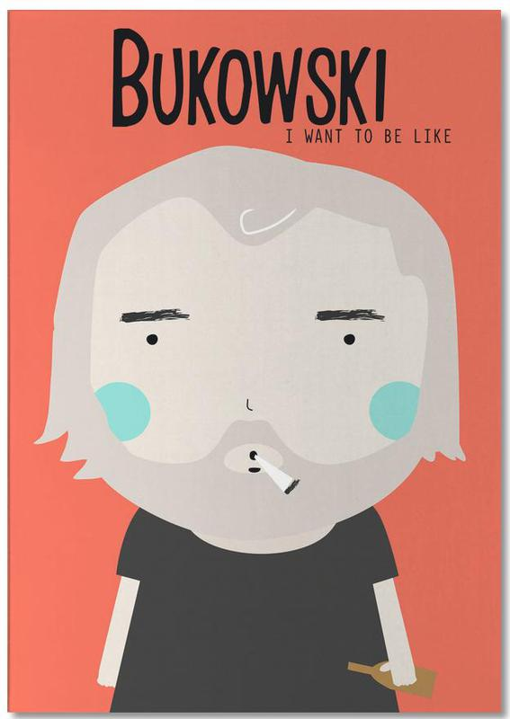 Little Bukowski -Notizblock