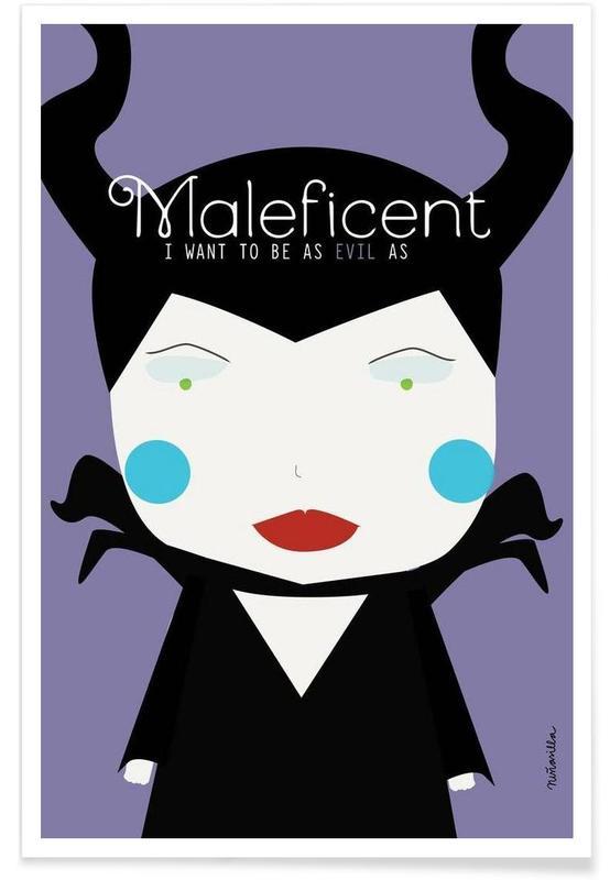 Films, Little Maleficient poster