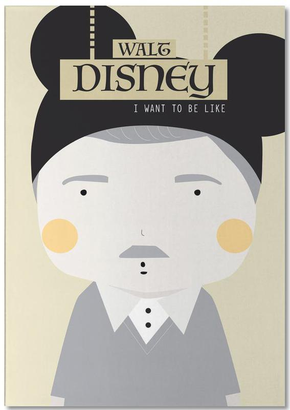 Little Walt -Notizblock