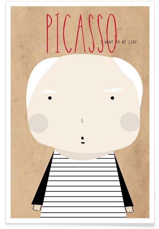 , Little Picasso affiche