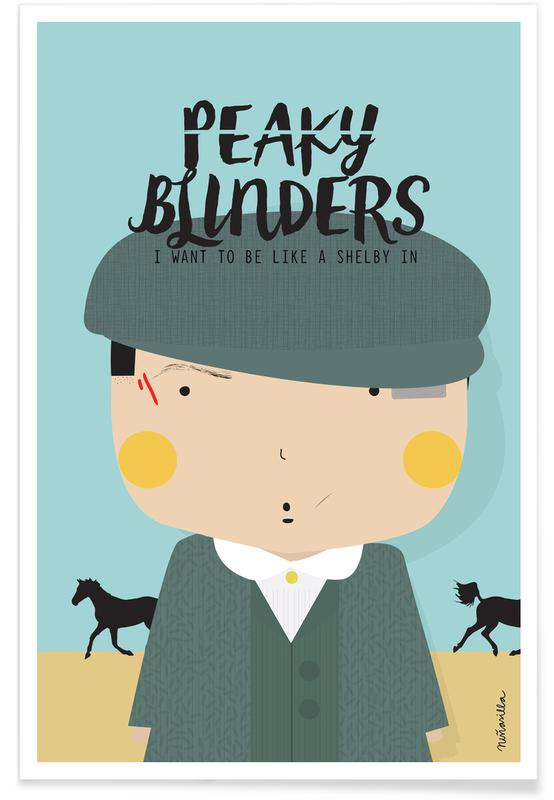 Little Peaky -Poster