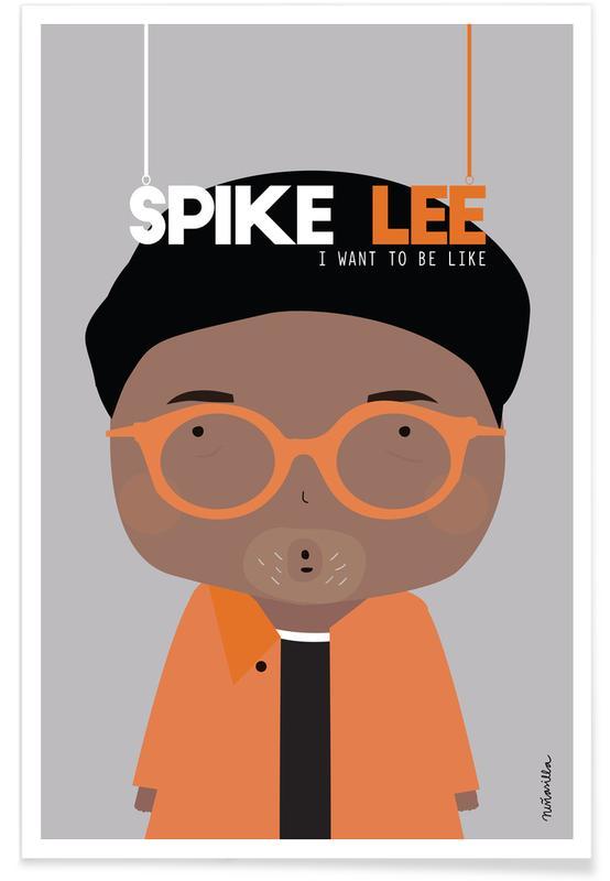 Little Spike -Poster
