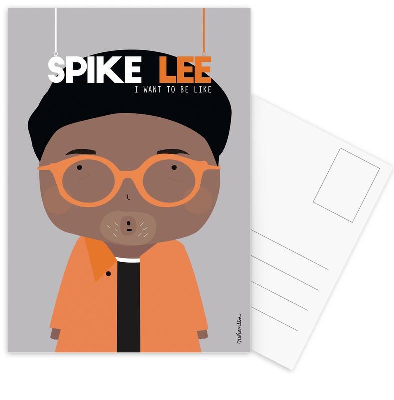 , Little Spike ansichtkaartenset