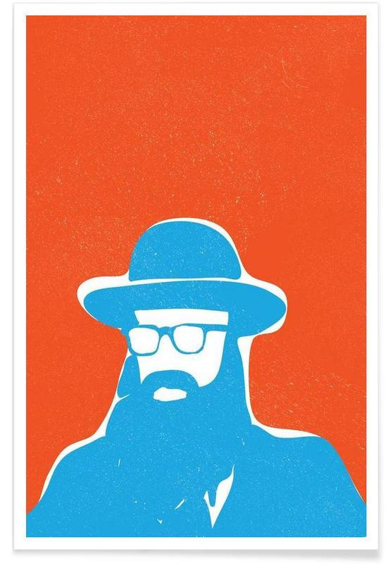 Woody Klezmer -Poster