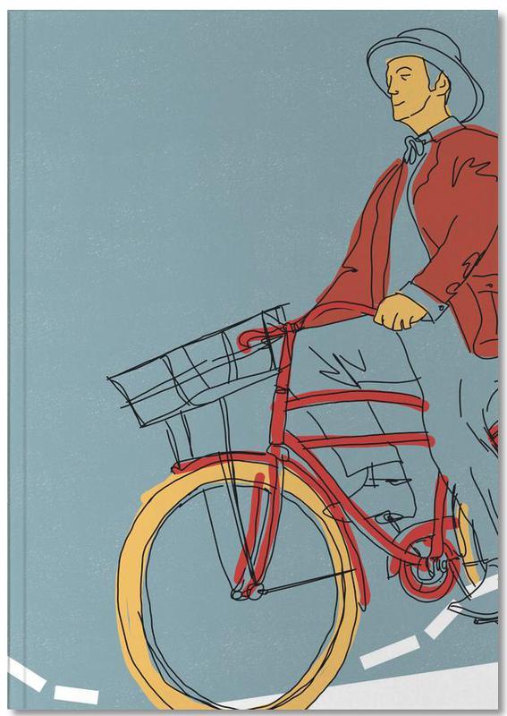 Vélos, Bike Breakfast Notebook