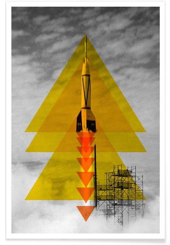 Rocket poster affiche