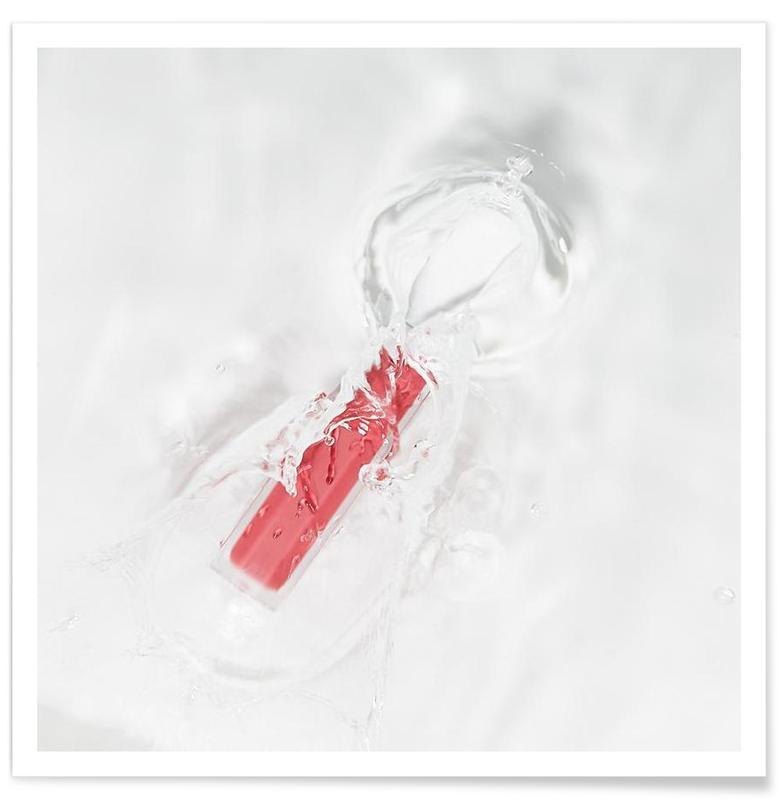 , Liquid 1 affiche