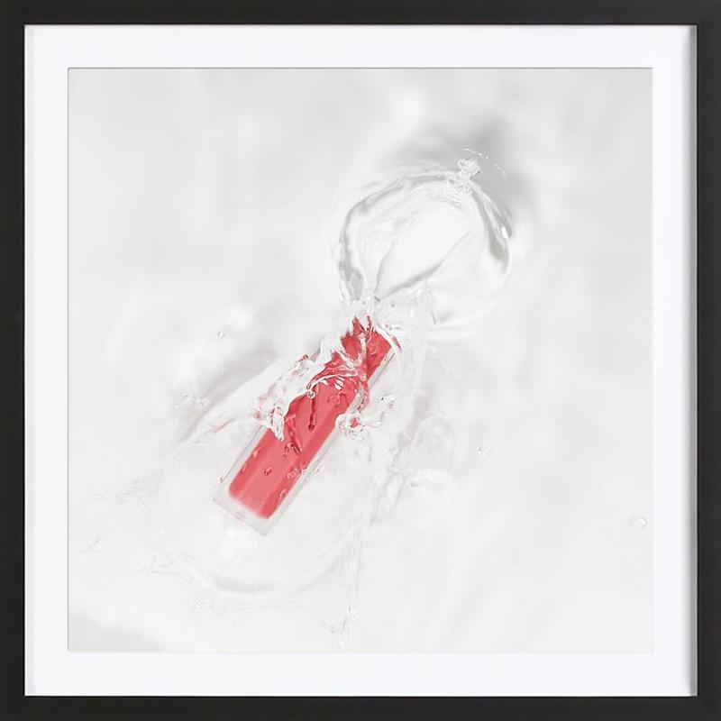 Liquid 1 Framed Print
