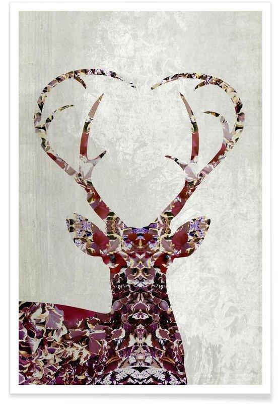 Cerfs, My Deer Love affiche