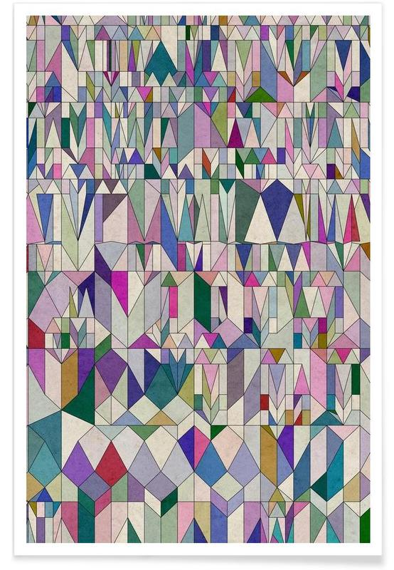 , Architecture in Pink affiche
