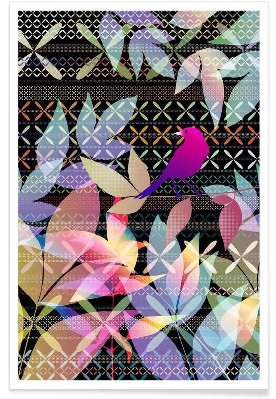, Garden Music affiche