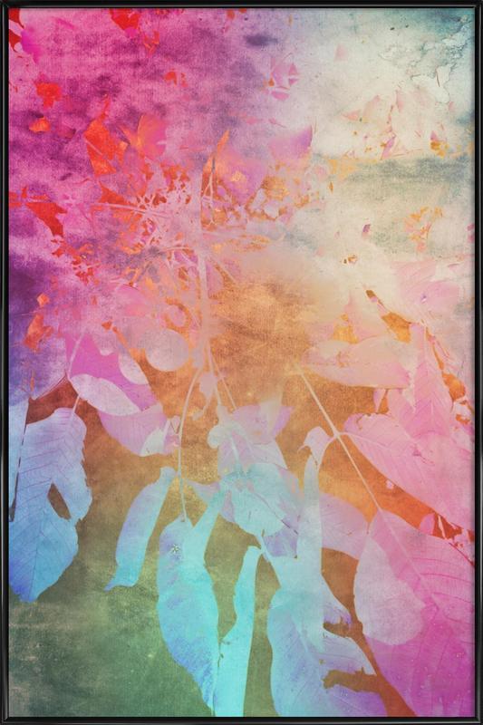 Softly Framed Poster