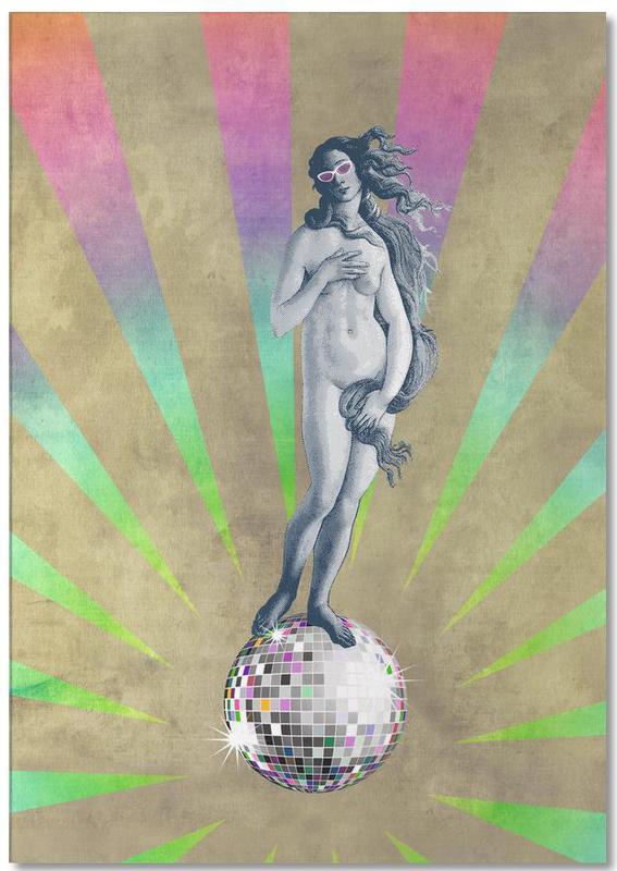 Disco Venus -Notizblock