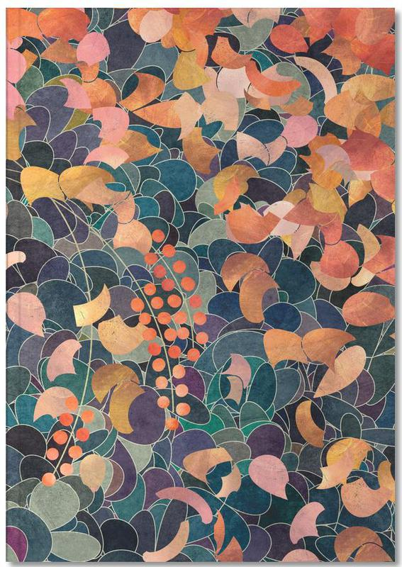 Muster, Blätter & Pflanzen, A Shiny Path 3 Notebook