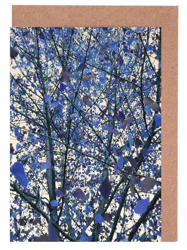 Blue November Greeting Card Set