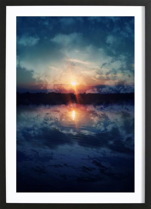 See You Tomorrow Framed Print