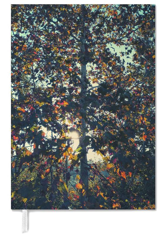 Blätter & Pflanzen, Bäume, Autumn Language -Terminplaner