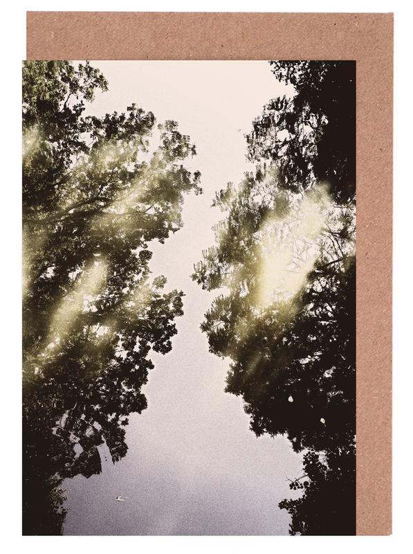 Berlin, Ocean, Lake & Seascape, Forests, Tiergarten 3 Greeting Card Set
