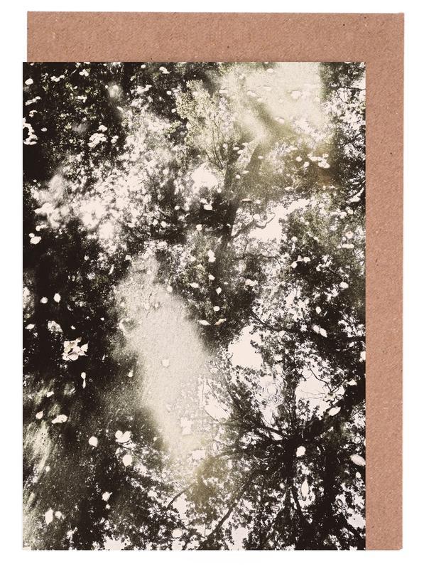 Berlin, Ocean, Lake & Seascape, Forests, Tiergarten 6 Greeting Card Set