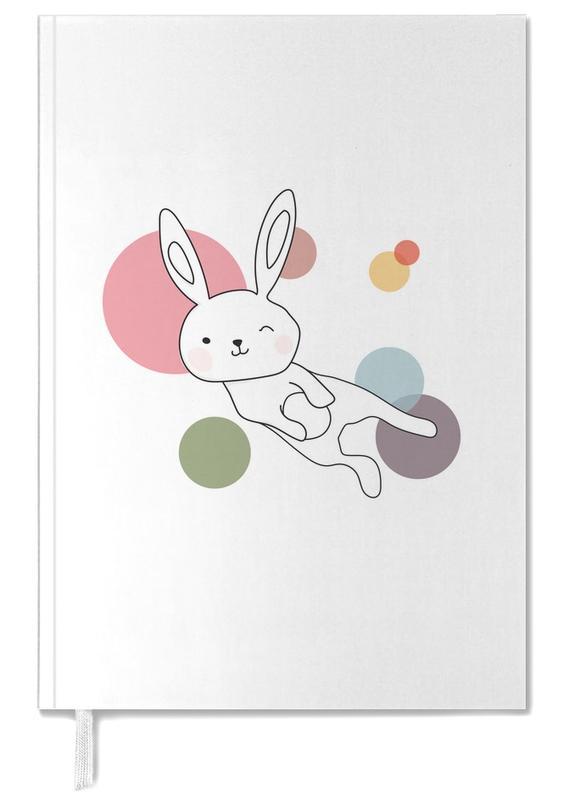 Art pour enfants, Lapins, Space Rabbits Selena agenda
