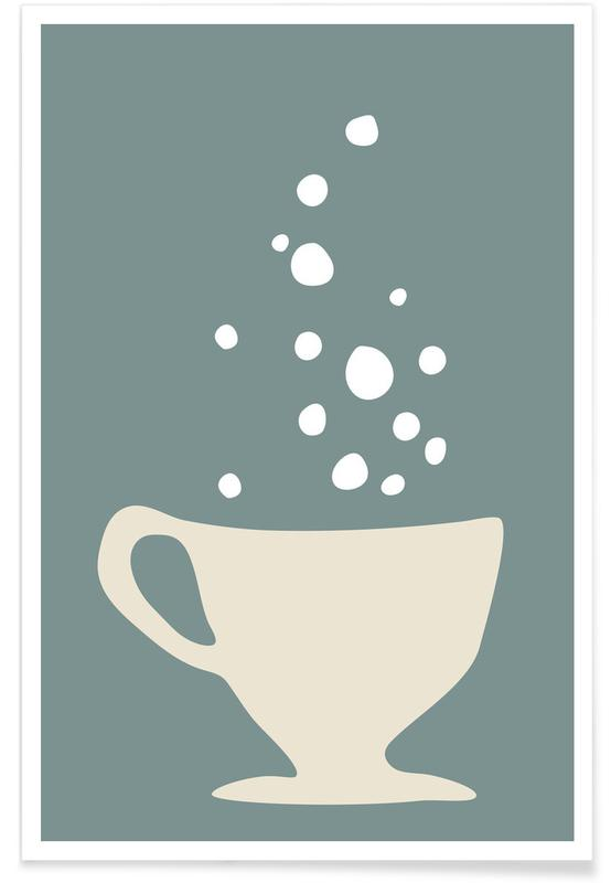 , Bubbly Beverage -Poster