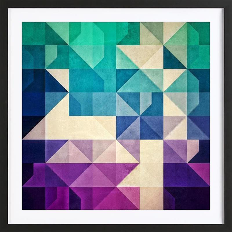 pyrply Framed Print
