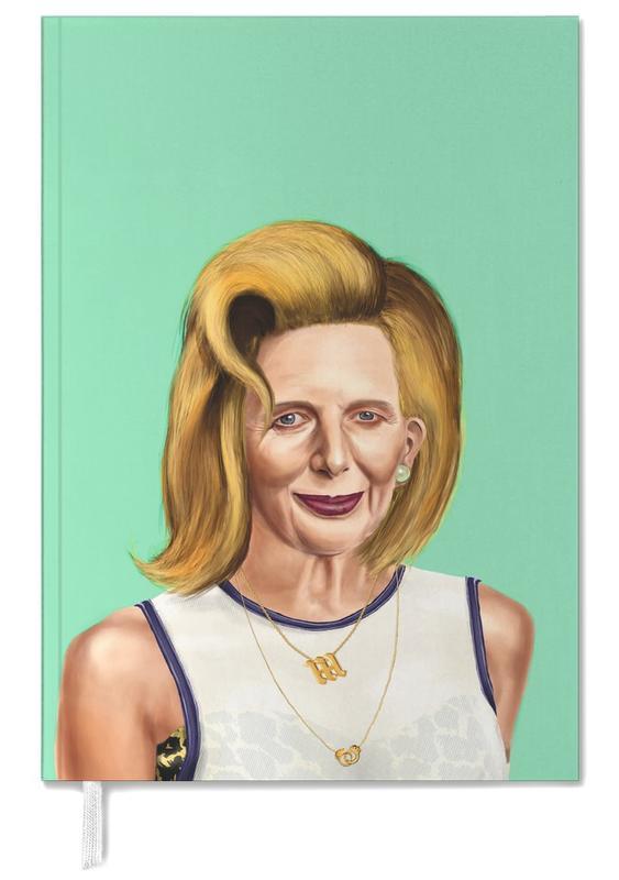 Politieke figuren, Popart, Margaret Thatcher agenda