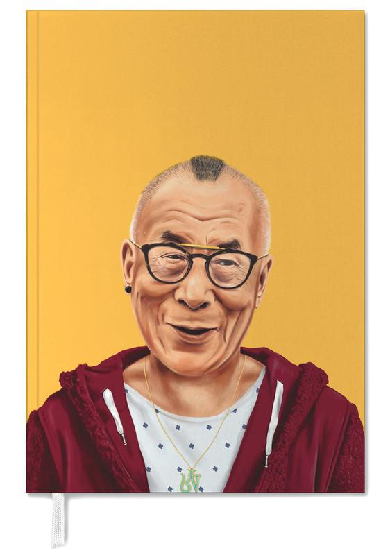 Politieke figuren, Popart, Dalai Lama agenda