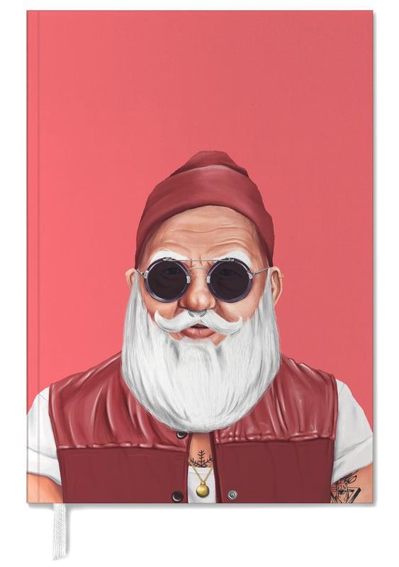 Christmas, Santa Personal Planner
