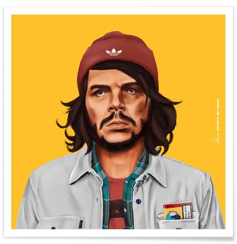 Personnages politiques, Pop Art, Che affiche