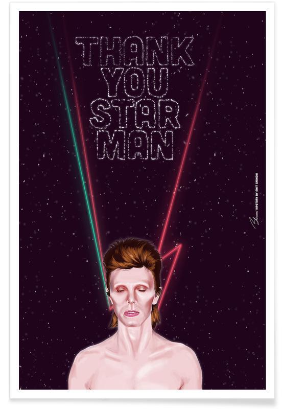 Bowie affiche