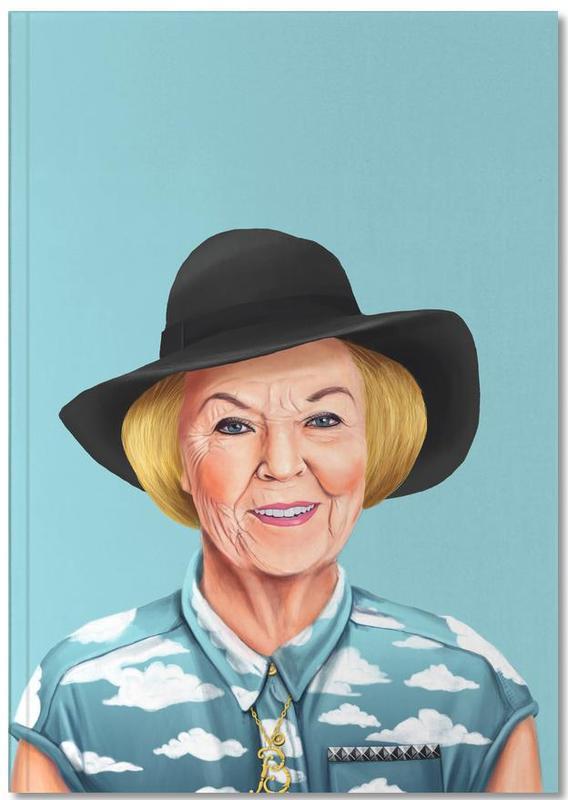 Politische Figuren, Pop Art, Beatrix Notebook