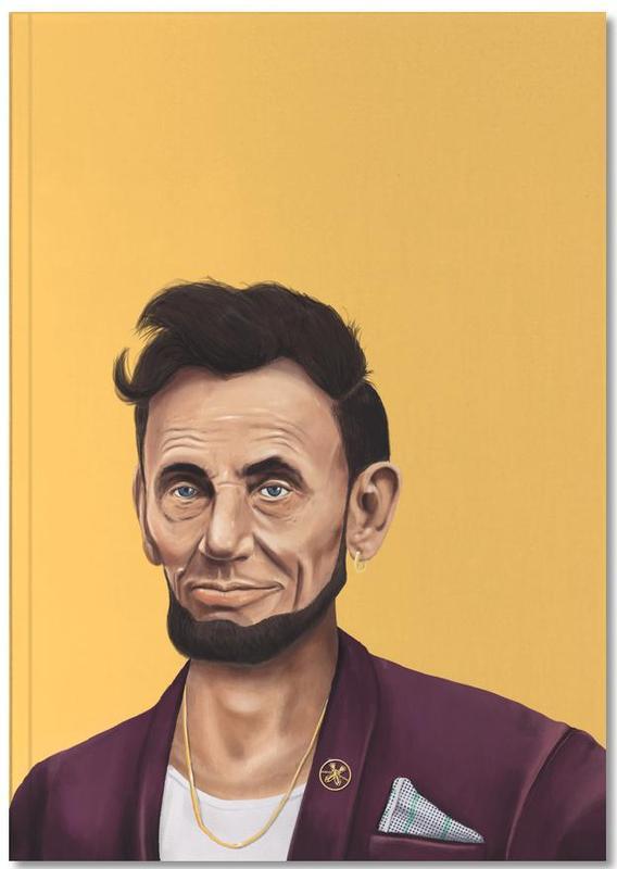 Politische Figuren, Pop Art, Lincoln Notebook
