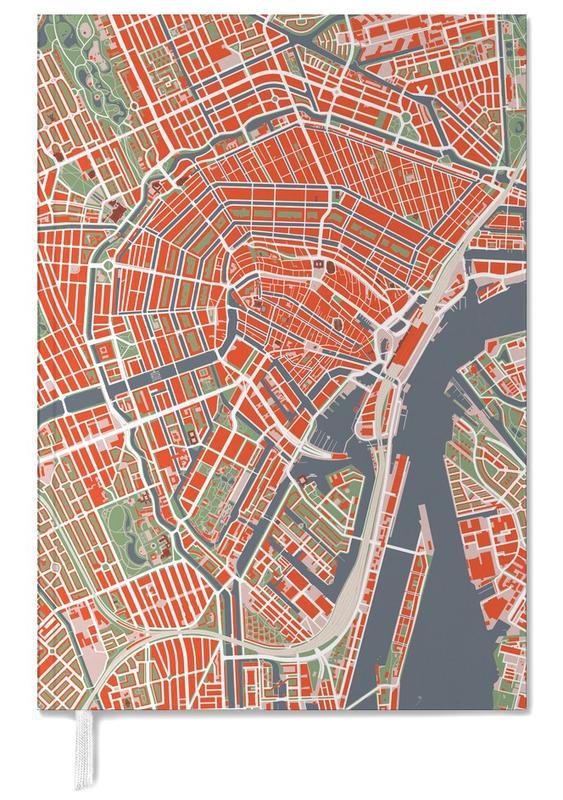 Amsterdam, Stadtpläne, Amsterdam Classic -Terminplaner