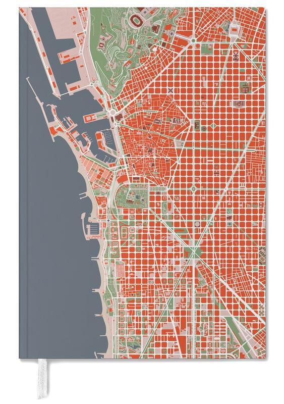 Barcelona, Stadtpläne, Barcelona Classic -Terminplaner