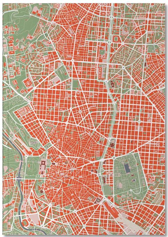 , Madrid Classic Notebook