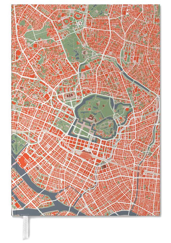 Stadtpläne, Tokio, Tokyo Classic -Terminplaner