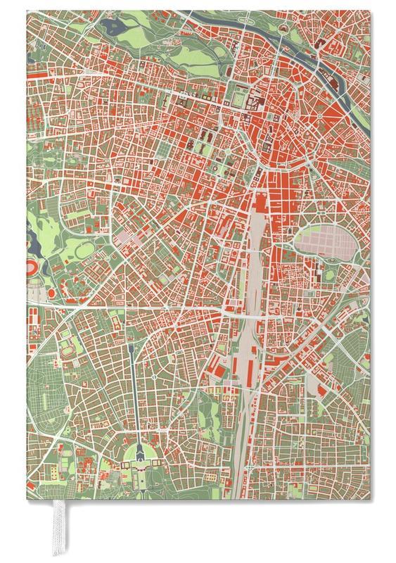 Stadtpläne, München, Munich Classic -Terminplaner
