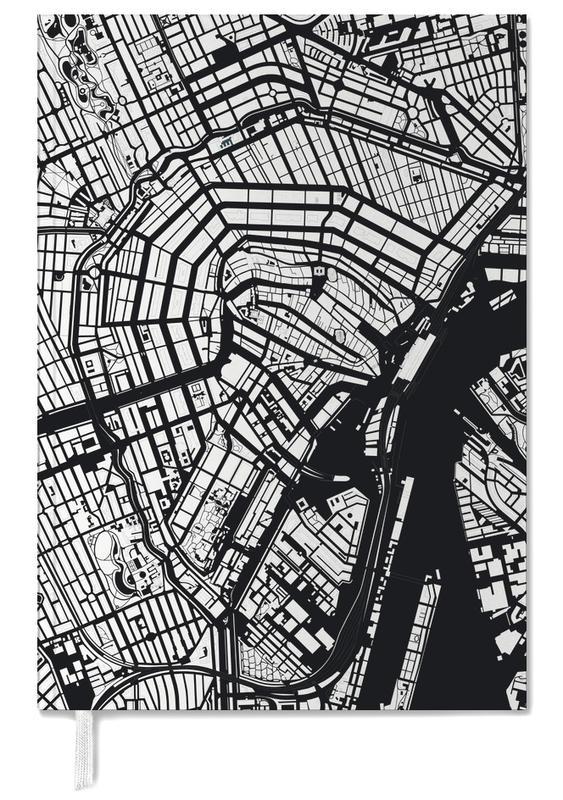Schwarz & Weiß, Amsterdam, Amsterdam Black And White -Terminplaner