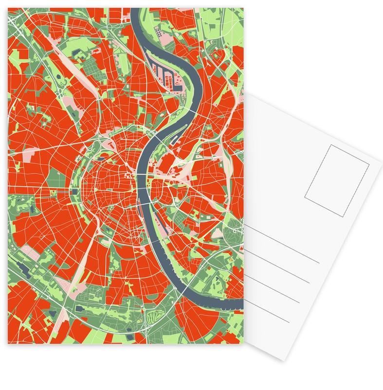, Cologne Classic -Postkartenset